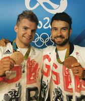 Olympic Sweepstake Winners